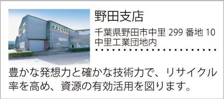 関商店 野田支店